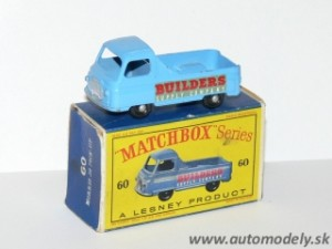 Matchbox Regular No.60 - Morris J2 Pick-up