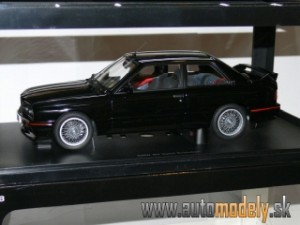 AutoArt 70562 - BMW M3 Sport Evelution ( BLACK ) - 1:18