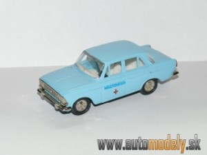 Moskvitch 408 Ambulance - 1:43 CCCP