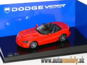 AutoArt 51701 - Dodge Viper SRT-10 2003´ (Red) - 1:43