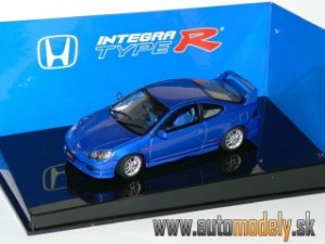 AutoArt 53243 - Honda Integra Type R (Electric Blue) - 1:43