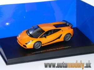 AutoArt 54611 - Lamborghini Gallardo Superleggera (Borealis Orange) - 1:43