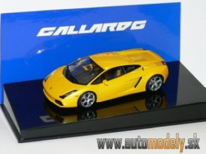 AutoArt 54561 - Lamborghini Gallardo (Metallic Yellow) - 1:43