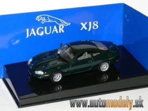 AutoArt 53621 - Jaguar XKR Coupe (Green) - 1:43