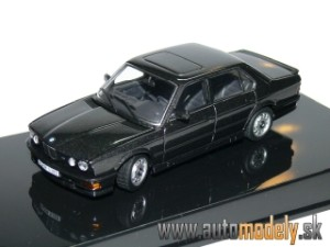 AutoArt 55162 - BMW M535i (E28) (Diamantblack metallic) - 1:43