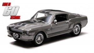 "GreenLight - 1967 Ford Mustang ""ELEANOR"" - 1:43"