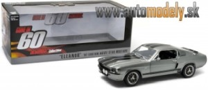 "GreenLight - Mustang ""Eleanor"" GONE IN 60 Seconds - 1:18"