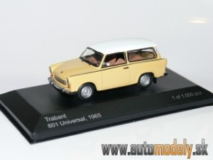 WhiteBox - Trabant 601 Universal 1965 - 1:43