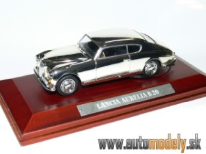 Lancia Aurelia - 1:43 Silver-Cars Collection