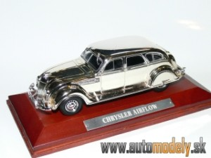 Chrysler Airflow - 1:43 Silver-Cars Collection