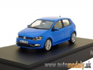 Herpa - VW Polo 6R GP Facelift - 1:43
