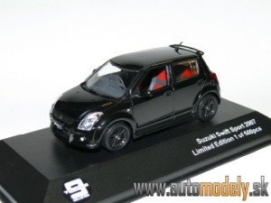Triple 9 - Suzuki Swift Sport (Black) - 1:43