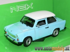 Welly NEX - Trabant 601 - 1:24