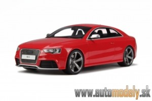 GT Spirit GT033 - Audi RS5 Coupe (red) 1:18