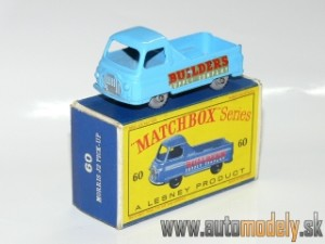 "Matchbox No.60 - Morris J2 Pick-up ""Builders"" (England)"