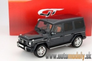 GT Spirit GT035 - Mercedes Benz G63 AMG (Dark Grey) - 1:18