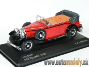 WhiteBox - Maybach DS8 Zeppelin 1930 - 1:43