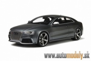 GT Spirit GT712 - Audi RS5 Coupe (Daytona Grey) - 1:18