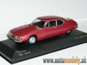 WhiteBox - Citroen SM 1970 - 1:43