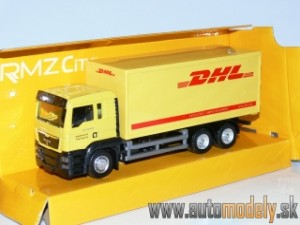 "RMZ City - MAN TGS ""DHL"" - 1:64"
