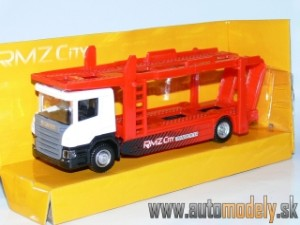 RMZ City - Scania P-Series Autotransport - 1:64