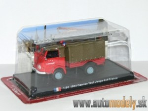 Amercom - 1954 Camion Tous Usage 4x4 France - 1:50
