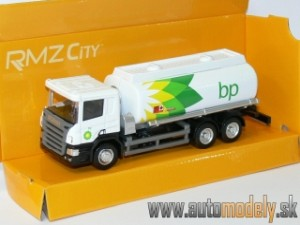 RMZ City - Scania Oil Tanker BP Cisterna - 1:64