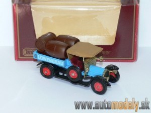 "Matchbox Yesteryear Y-26 - 1918 Crossley Beer Lorry ""Lowenbrau"""