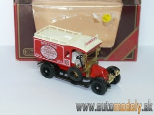 Matchbox Yesteryear Y-25 - 1910 Renault Type AG