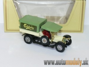 "Matchbox Yesteryear Y-26 - 1918 Crossley Beer Lorry ""Carlsberg"""