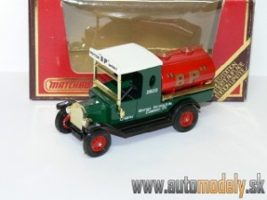 "Matchbox Yesteryear Y-3 - 1912 Ford Model T ""BP"""
