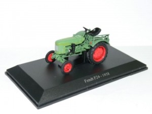 Universal Hobbies - Fendt F24 - 1958 - 1:43