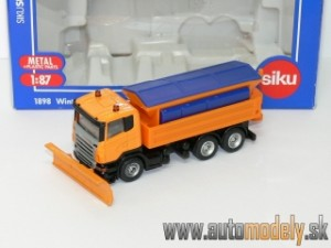 Siku - Scania Winter Service Truck - 1:87