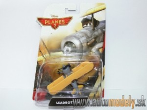 Disney Pixar Planes 2 Leadbottom
