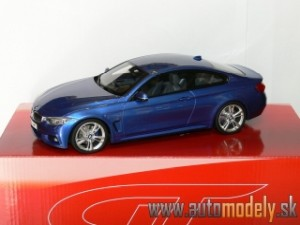 GT Spirit - BMW M 435i Sport Dark Blue - 1:18