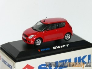 Rietze - Suzuki Swift 3-door Red - 1:43