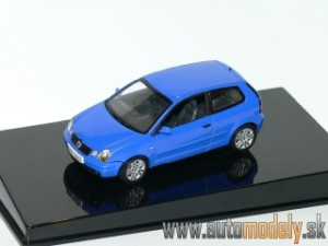 AutoArt - VW Polo ( Blue ) - 1:43