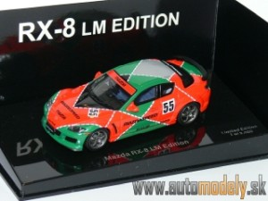 AutoArt 60443 - Mazda RX-8 Speed ( LM Edition ) - 1:43