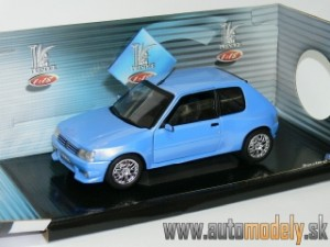 Solido - Peugeot 205 Gti Tuning 1990 - 1:18