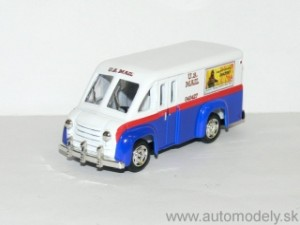 Matchbox Yesteryear YYM38241 - Dodge Route Van - U.S. Mail