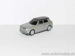 Herpa - New Trabant , metallic - 1:87