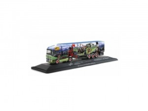 "Herpa - MB Actros refrigerated box trailer ""Herpa presents IV"" - 1:87"