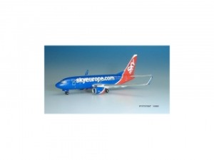 Inflight IF5737007 - Boeing 737-700 - SKY EUROPE - 1:500