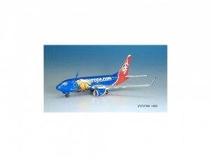 Inflight IF5737006 - Boeing 737-700 - SKY EUROPE - 1:500