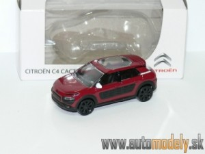 Norev - Citroen C4 Cactus ( Red ) - 1:64