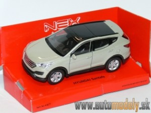 Welly - Hyundai Santafe - 1:36