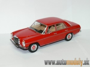 Model Car Group - Mercedes-Benz 200 (W115) Red 1973 - 1:18