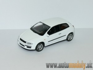 Altaya - Fiat Stilo 3-door White - 1:43