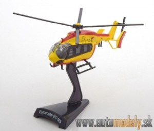 Eurocopter EC 145 Fire Engine ( Helikoptera ) - 1:90