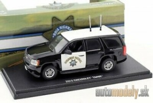 GreenLight - 2012 Chevrolet Tahoe Highway Patrol - 1:43
